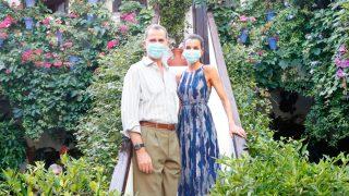 Felipe y Letizia, durante su visita a Córdoba / Gtres