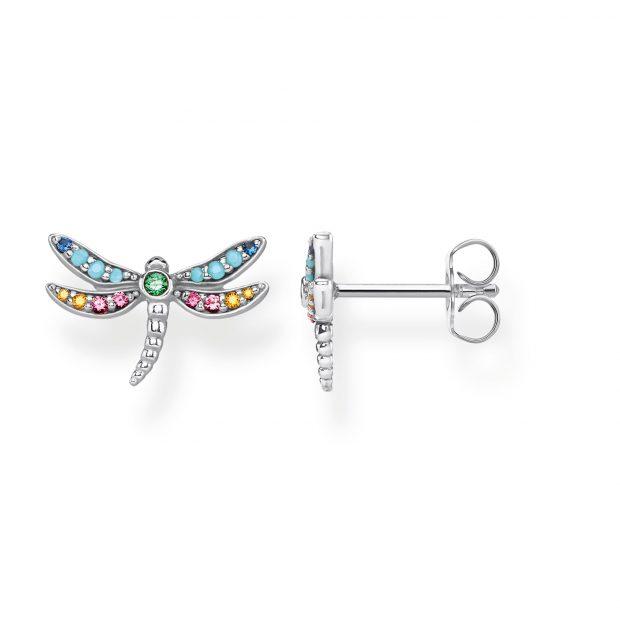 Thomas Sabo tiene una selección de joyas dedicada a las libélulas, símbolo de la superación de obstáculos