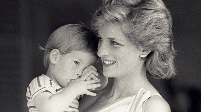 Diana Gales, Príncipe Harry
