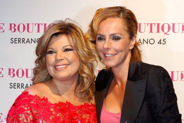 Terelu Campos y Rocío Carrasco son como hermanas / Gtres