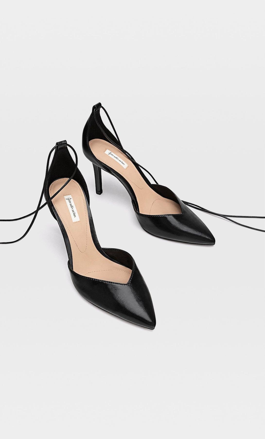 Estos 4 zapatos de tacón elegantes de Stradivarius se venden de rebajas por menos de 10 euros