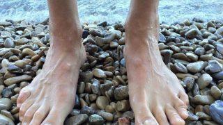 Trucos para prevenir y reparar los pies secos