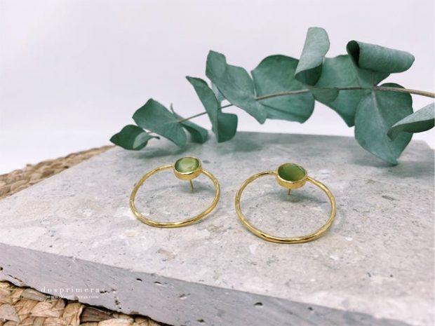 La firma de joyas de la ganadora de Masterchef, Ana triunfa con esta colección de pendientes