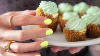 Color lima, la tendencia en manicura de uñas que esperabas