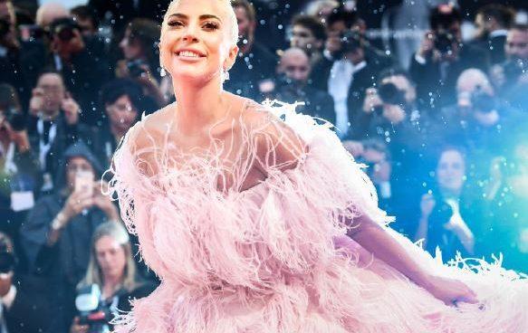 Lady Gaga, embajadora de la última fragancia de Valentino