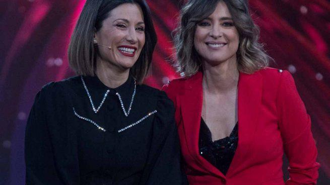 Sandra Barneda y Nagore Robles / GTRES
