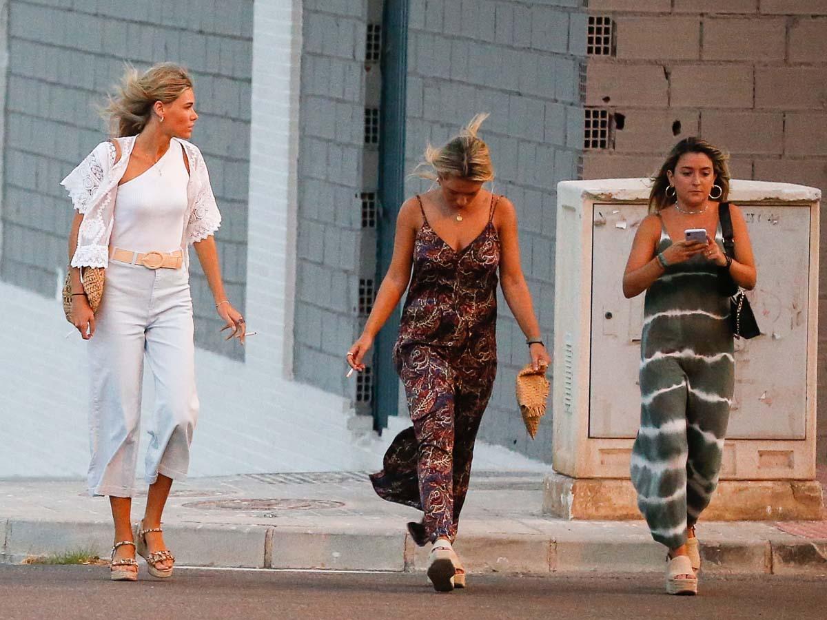 Ana Soria y sus amigas / GTRES