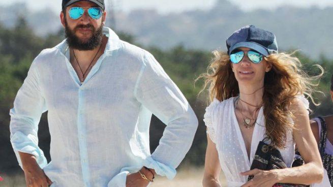 Borja Thyssen y Blanca Cuesta, de vacaciones en Formentera / GTRES