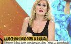 Rosa Benito en 'Ya es medio día' / Telecinco