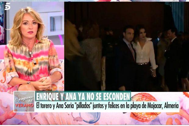 Sandra Aladro, enrique ponce