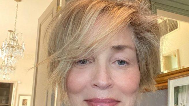 El corte de pelo de Sharon Stone es tendencia y rejuvenece al momento