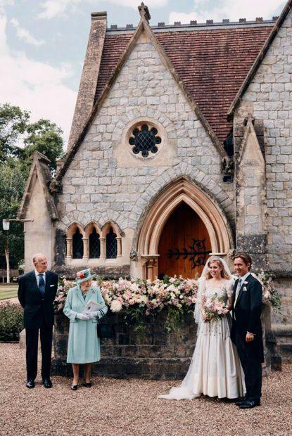 Beatriz York boda