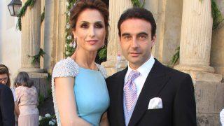 Paloma Cuevas y Enrique Ponce en una imagen de archivo / Gtres