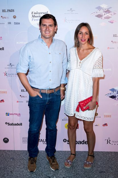 Albert Rivera, Beatriz Tajuelo