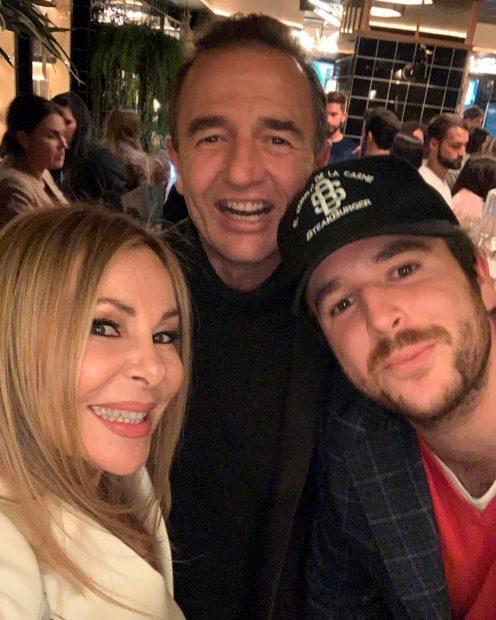 Ana Obregón, Álex Lequio, Alessandro Lequio