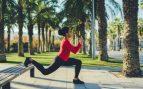 ejercicios entrenar parque
