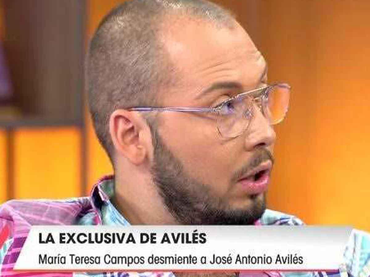 José Antonio Avilés se ha tenido que enfrentar a los continuos zascas de Toñi Moreno / Telecinco