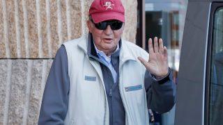 El rey Juan Carlos se podría encontrar en Abu Dabi / GTRES