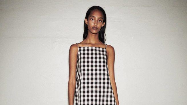 Este es el nuevo y sencillo vestido viral de Zara que ya está agotándose en web y tiendas