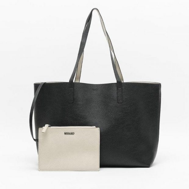 Misako tiene el bolso reversible de moda, un 2 en 1 perfecto rebajado a 12 euros