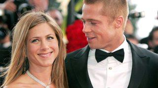 Jennifer Aniston y Brad Pitt en una imagen de 2004 / GTRES