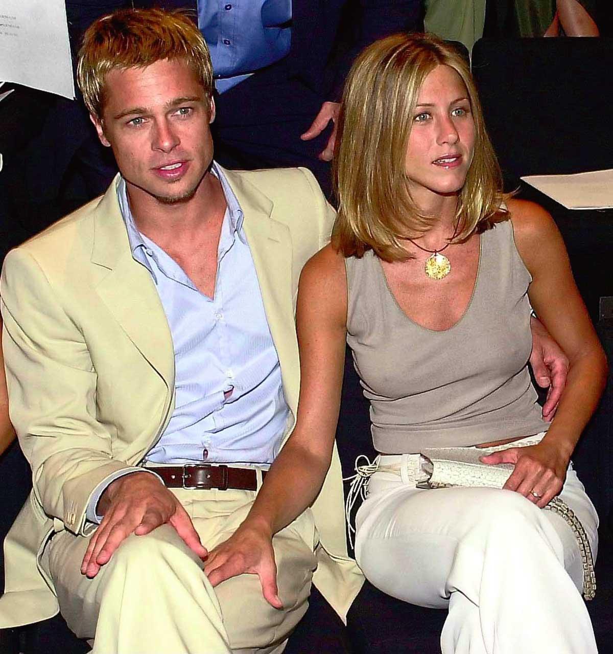 Jennifer Aniston y Brad Pitt fueron una de las parejas más aclamadas de Hollywood durante el tiempo que duró su matrimonio / GTRES