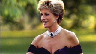 Zara tiene el vestido joya en terciopelo que hubiera enamorado a Lady Di