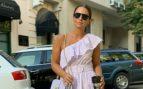 Este es el vestido de Mango más favorecedor de Paula Echevarría y está de rebajas