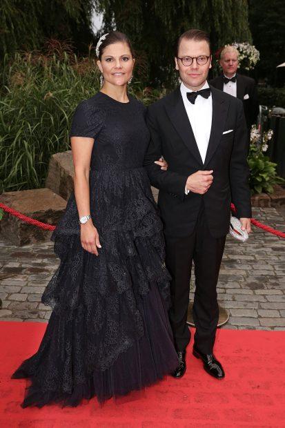 Princesa Victoria de Suecia, Daniel Westling