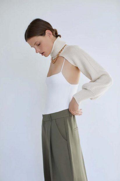 Jersey de punto de Zara/Zara