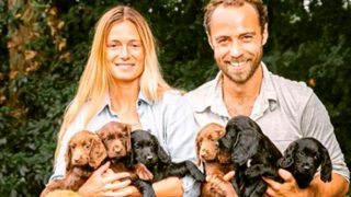La joya que James Middleton ha regalado a su novia/@jmidy