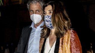 Xandra Falcó y su marido, Jaime Carvajal, en una imagen del pasado mes de julio / GTRES