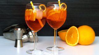 Receta de Aperol Spritz, el cóctel más de moda