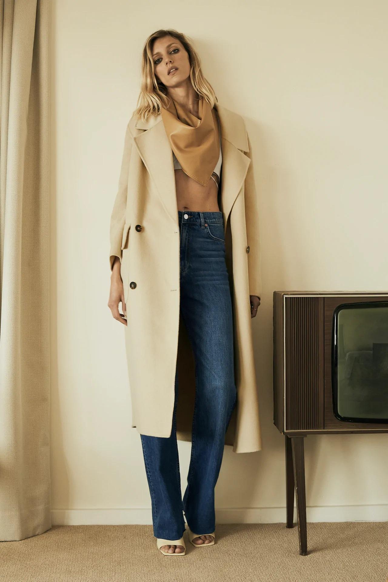 ¿Blanco o negro? Estos son los abrigos de edición limitada de Zara más bonitos