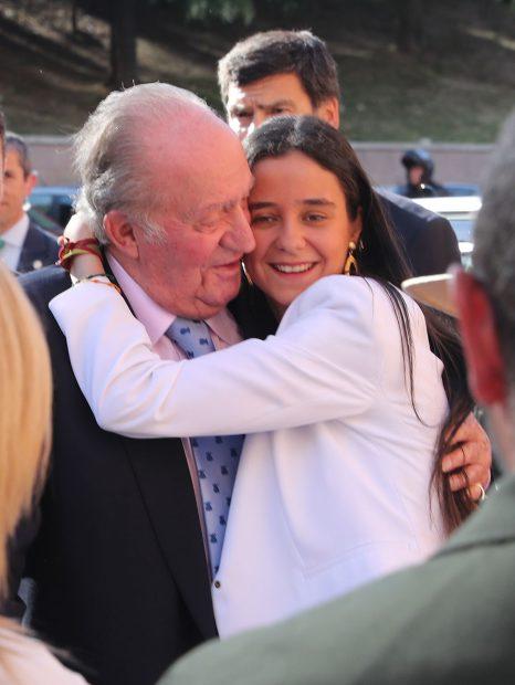 Rey Juan Carlos, Victoria Federica