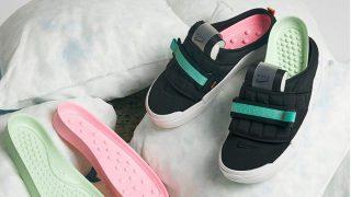 Nike offline son unas zapatillas para teletrabajar con masajeador de pies incluido