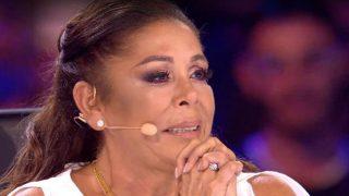 Isabel Pantoja se derrumbó al hablar de Paquirri en 'Idol Kids' / Mediaset