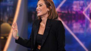 Tamara Falcó en su debut en 'El Hormiguero' / Antena 3