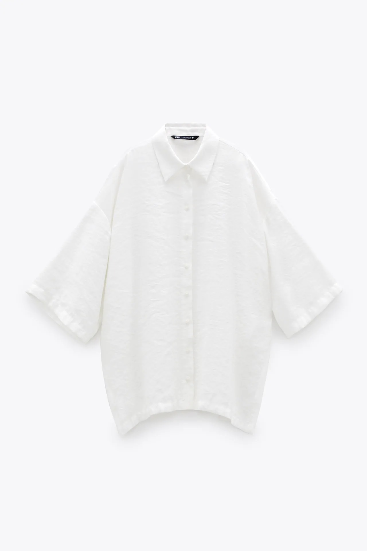 De Amelia Bono a María Pombo, estas son las camisas blancas de Zara que triunfan