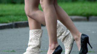 Consejos para lucir unas rodillas perfectas
