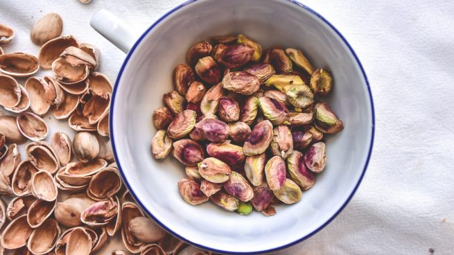 Estos son los motivos por los que debes incluir los pistachos en tu dieta para adelgazar