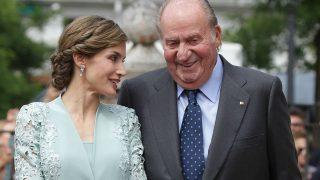 Don Juan Carlos y doña Letizia/Gtres