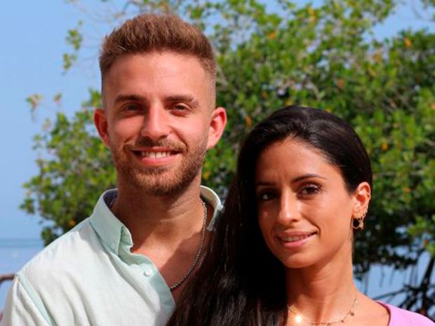 Ángel e Inma