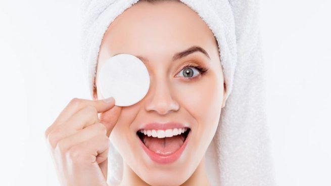 Rutina facial de día para pieles secas en 5 simples pasos