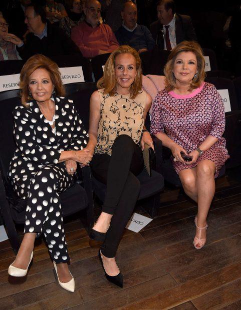 Rocío Carrasco, Terelu Campos, María Teresa Campos