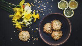 Estas recetas de galletas saludables son perfectas para merendar o desayunar