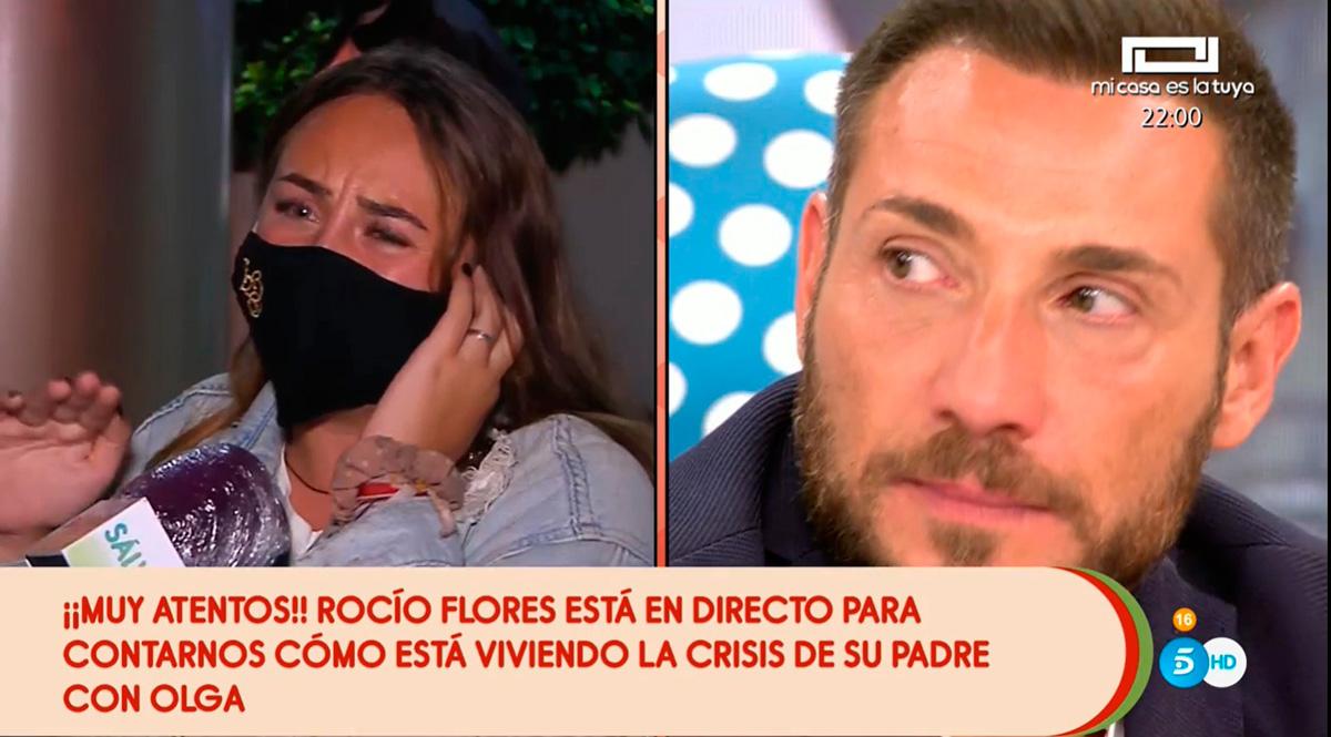 Antonio David Flores, Rocío FLores