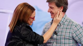 Cayetano Martínez de Irujo y Toñi Moreno guardan una gran relación. La andaluza ha conseguido un clima de relax donde el jinete se ha confesado / Gtres