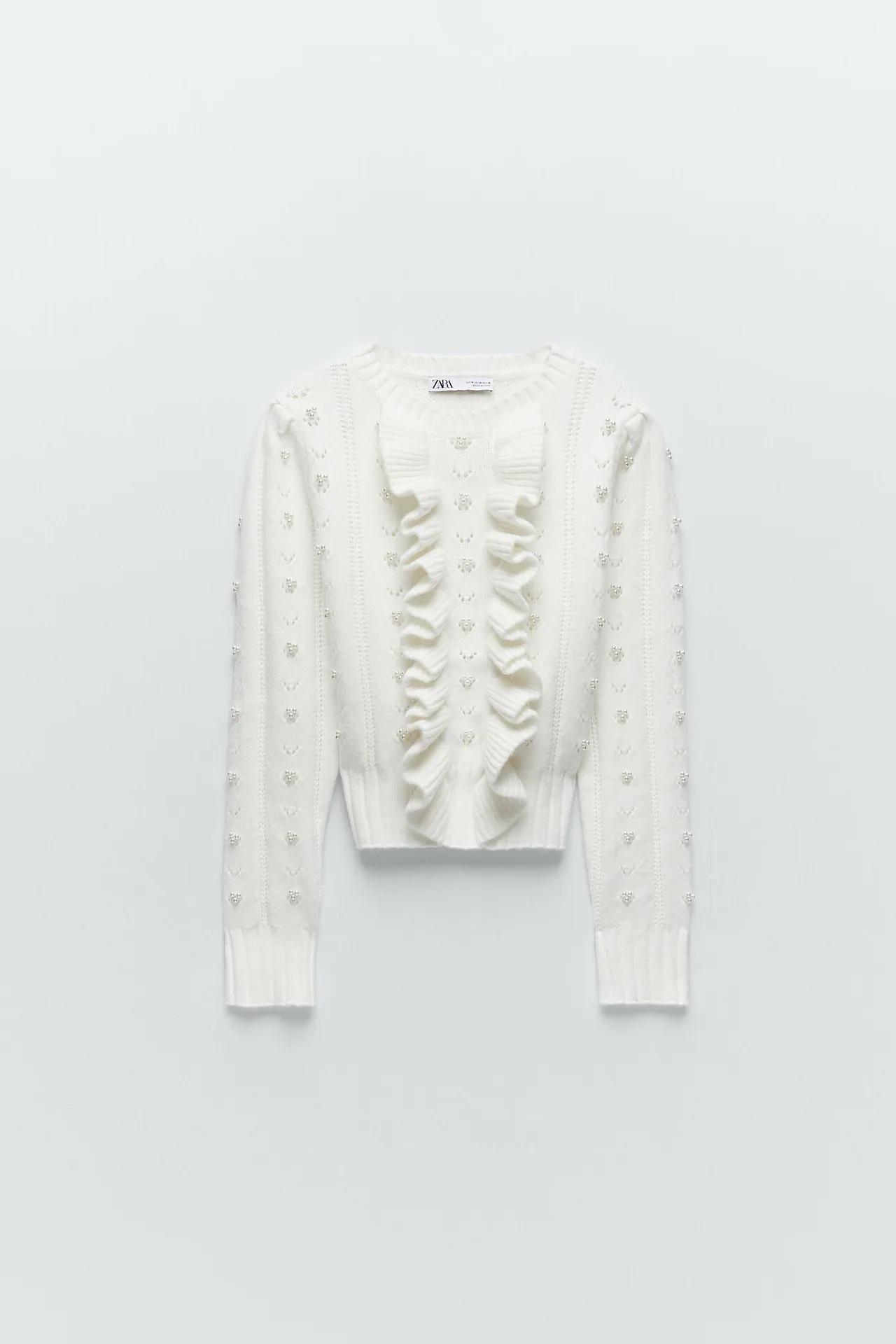 Zara: Estos son los jerséis de punto perfectos para actualizar tu armario esta temporada