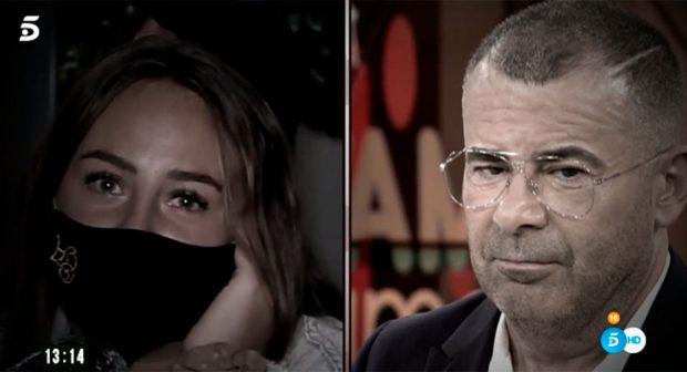 Rocío Flores, Jorge Javier Vázquez